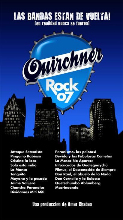 quirchner Rock