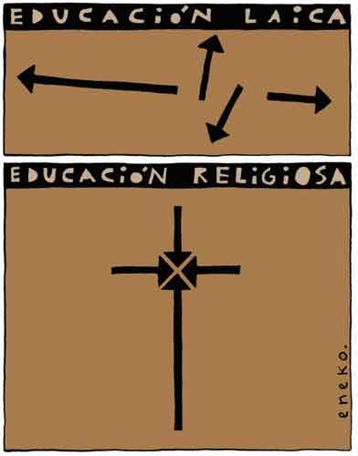 Religión… ¿religión?