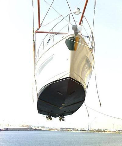 Bote al agua… - parte 1