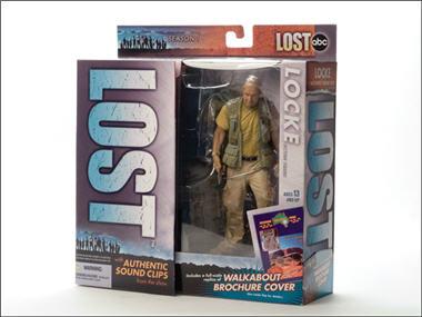 Locke - LOST -Paquete